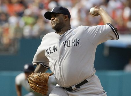 CC Sabathia is 10-1 since the All-Star break and a contender for the AL Cy Young Award