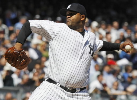 CC Sabathia is looking to improve his subpar playoff numbers