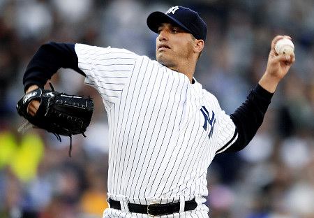 Historically, Andy Pettitte pitches well in the post-season