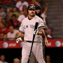 Jason Giambi was a non-factor in the 2004 playoffs