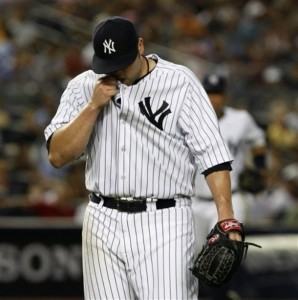 Joba Chamberlain's pitching future remains a question mark