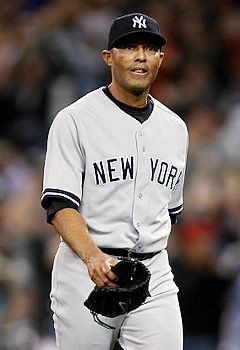 Mariano Rivera had not blown a save since April 24 before Friday night