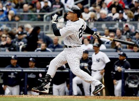 Mark Teixeira is hitting .311 since May 8