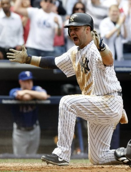 Nick Swisher has hit 24 home runs this year