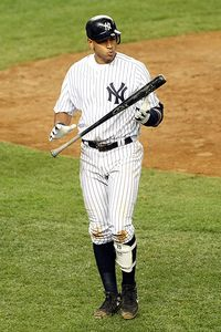 A-Rod is 0-for-8 so far this World Series