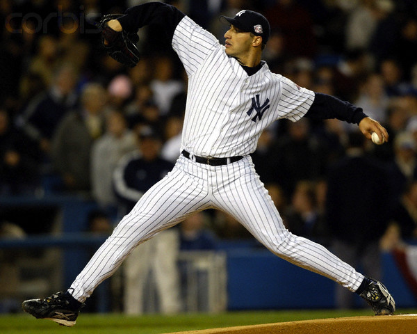 Andy Pettitte is 6-1 lifetime in the ALCS
