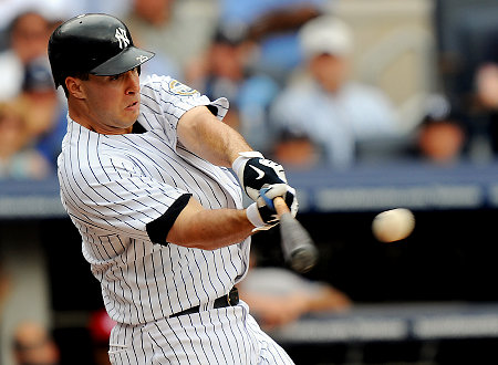 Mark Teixeira has broken out and been a rock in the Yankee lineup