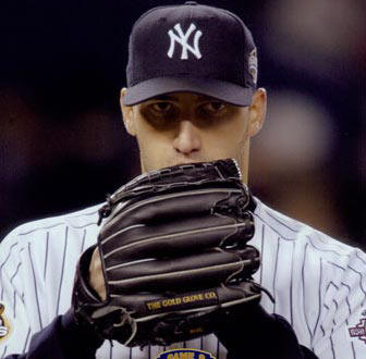Andy Pettitte will look to clinch the World Series tomorrow night.