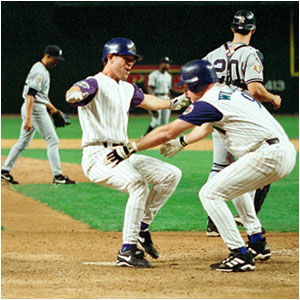 Nov. 4, 2001 was the last night of the Yankee Dynasty