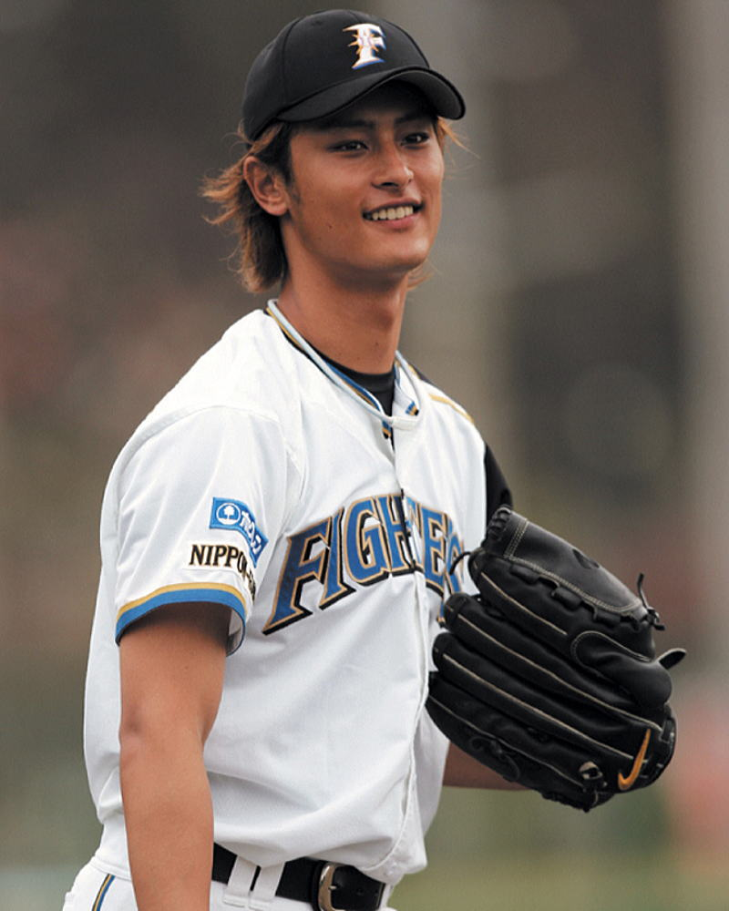 Yu Darvish has pitched in Japan his whole life