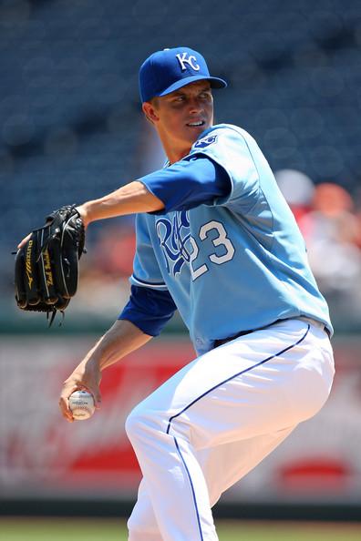 Zack Greinke is the 2009 AL Cy Young Award winner.