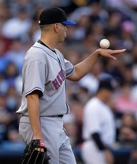 Oliver Perez started for the Mets on my 20th birthday.
