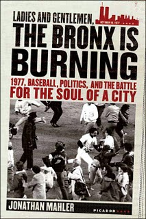 The Bronx may have been burning but the Yankees were on fire!