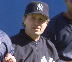 Billy Crystal--a true Yankees fan