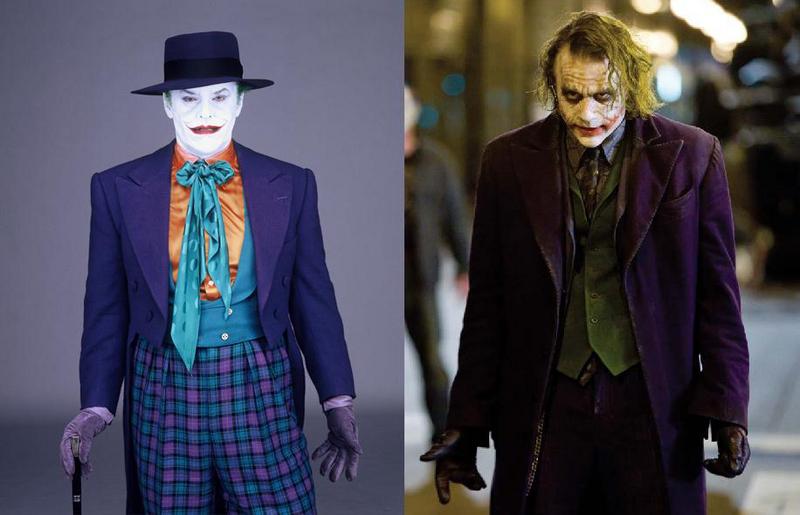 Jack was the Joker before Heath