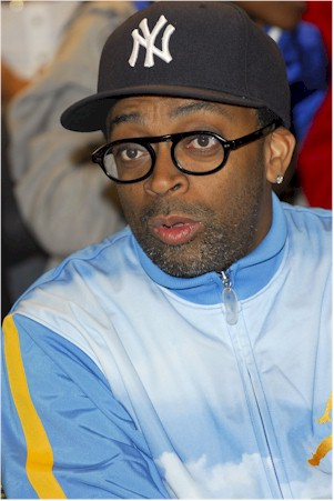 Spike Lee is a Yankee fan!
