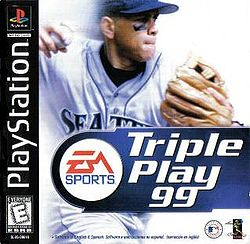 Triple Play '99 was a good game!