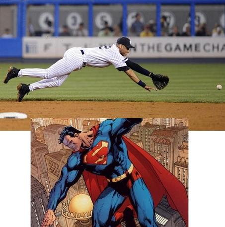 Superman Jeter
