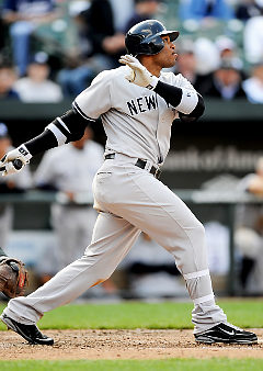 Cano is batting .407 this year