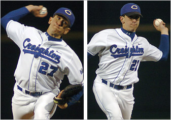 Pat Venditte's arm angle differs