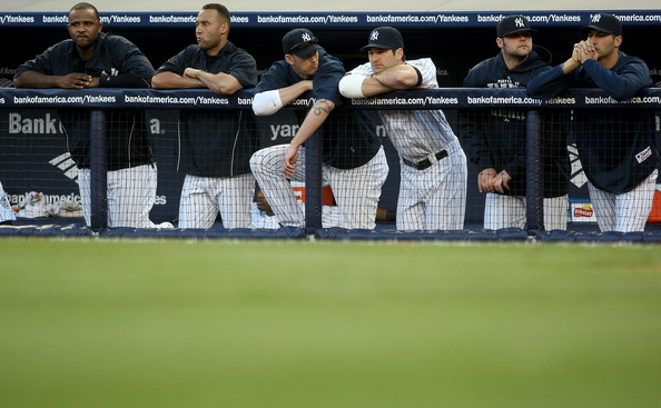 The Yanks have set their 25-man roster