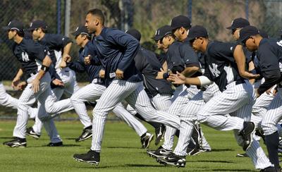 Baseball is a marathon, not a sprint