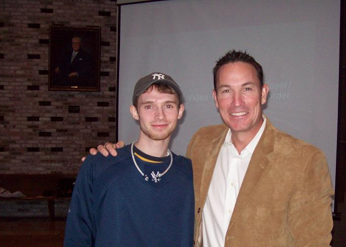 I met John Flaherty in the spring of 2008