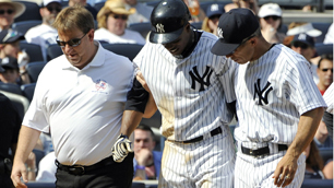 Curtis Granderson will be out for a month