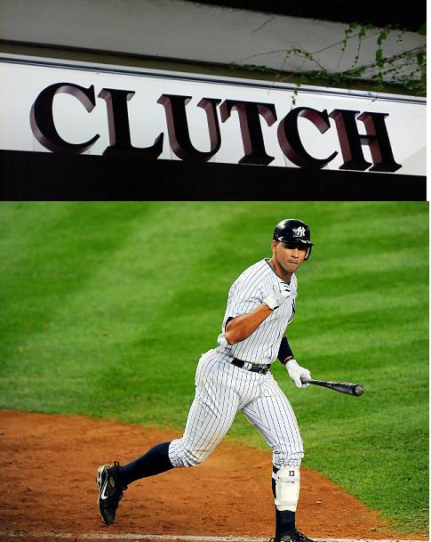 A-Rod is clutch. Accept it.