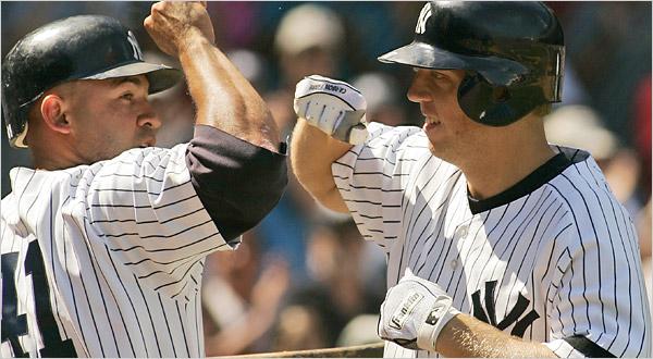 Duncan's high-five once hurt Kim Jones!