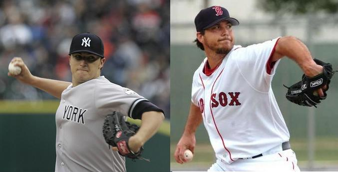 Phil Hughes faces Josh Beckett tonight