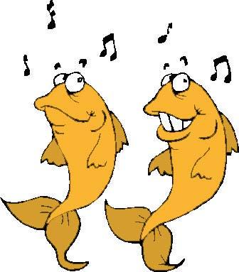 Drowning fish...?