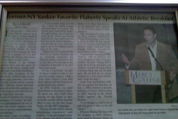 This was the article I wrote on Flaherty