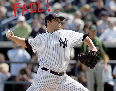 Way to go, Joba.