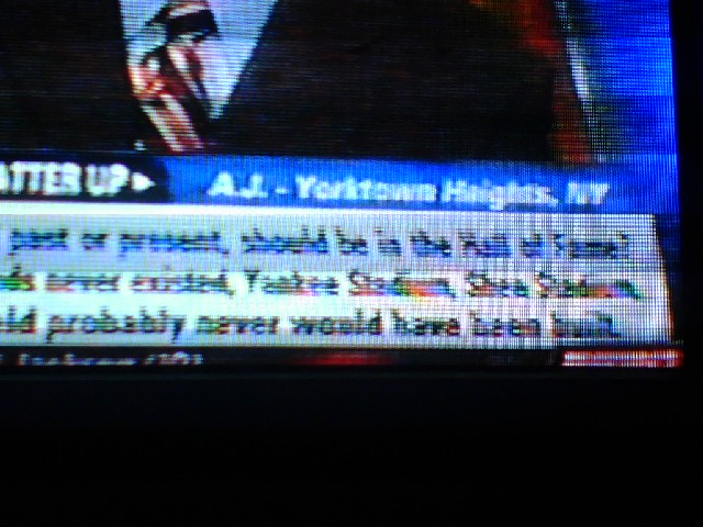 My insight has also been featured on ESPN's baseball show