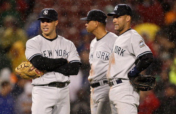Jeter, Rodriguez, and Teixeira have hit Lester hard in the past