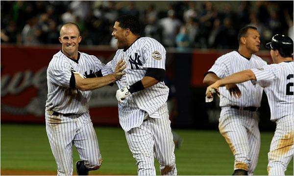 Yankees win!