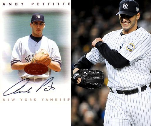 Andy Pettitte is 7-1 this season