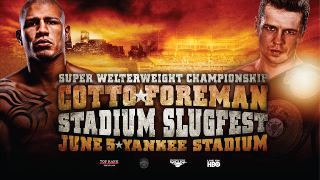 Last night was the Stadium Slugfest