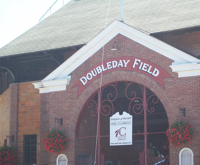 Doubleday Field!