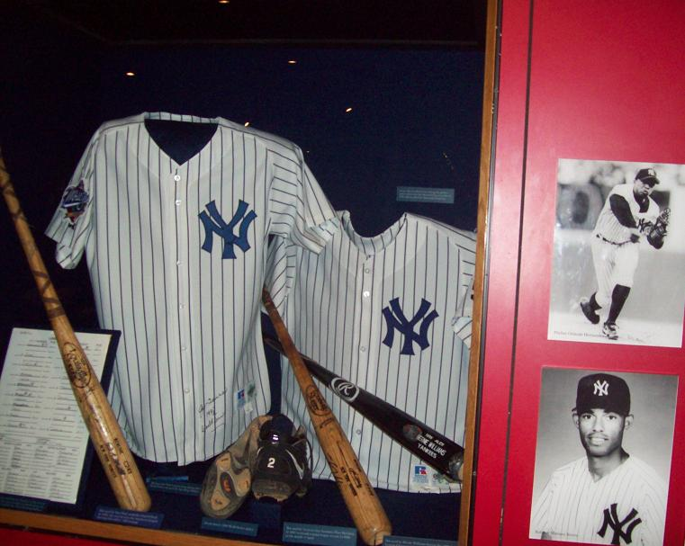 Newer yankee gear