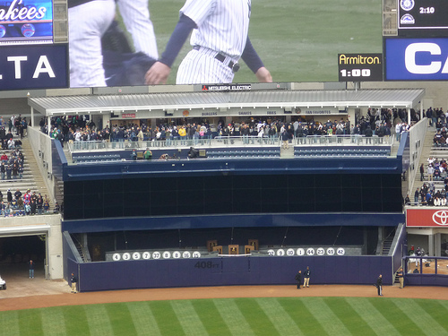 New Monument Park. Meh.