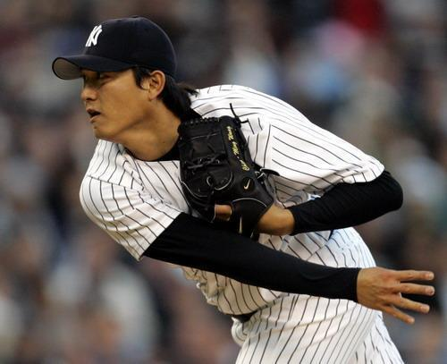 Chien-Ming Wang's journey through baseball has been documented