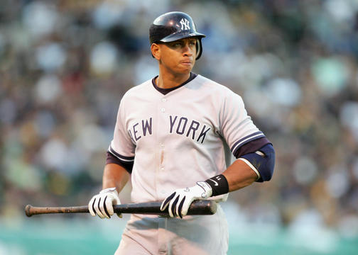 Did steroids help A-Rod all that much?