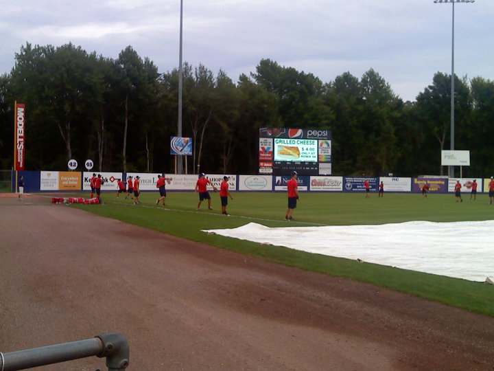 The Renegades host the Lowell Spinners this weekend