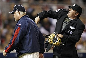 Gardenhire gets the heave-ho.