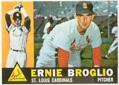 Broglio...who???