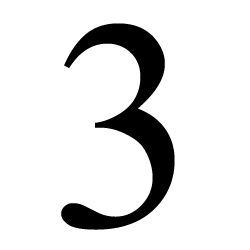 No. 3!!!!!!