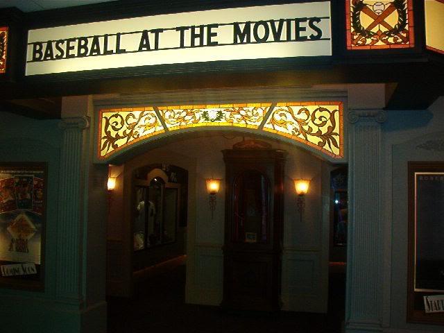Baseball at the Movies!