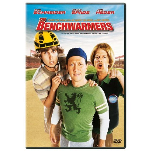 The Benchwarmers No. 8